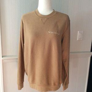 Grandma Long Sleeve Shirt Lands End size M